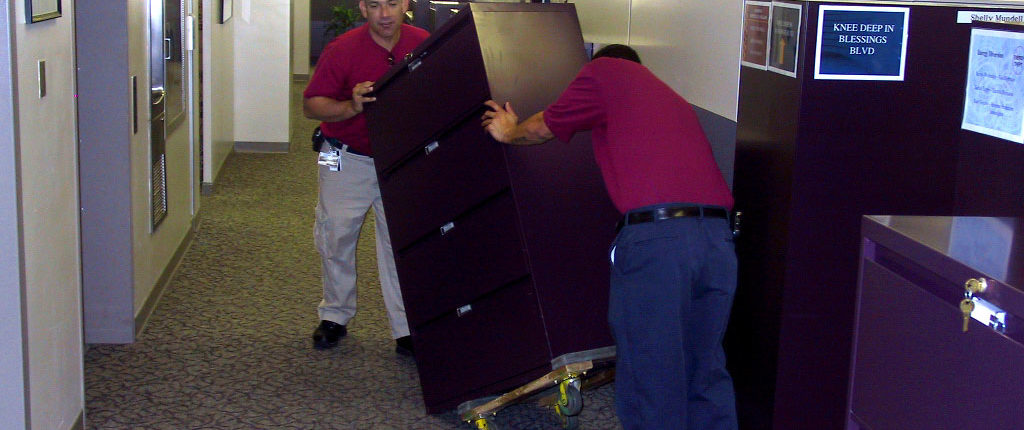 office furniture relocation