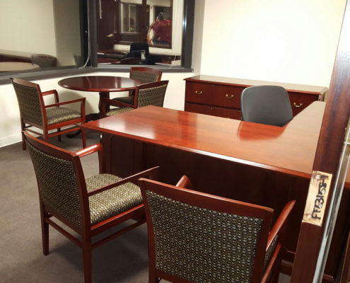 office furniture installation virginia