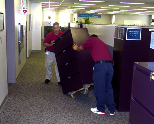 Virginia Office Movers